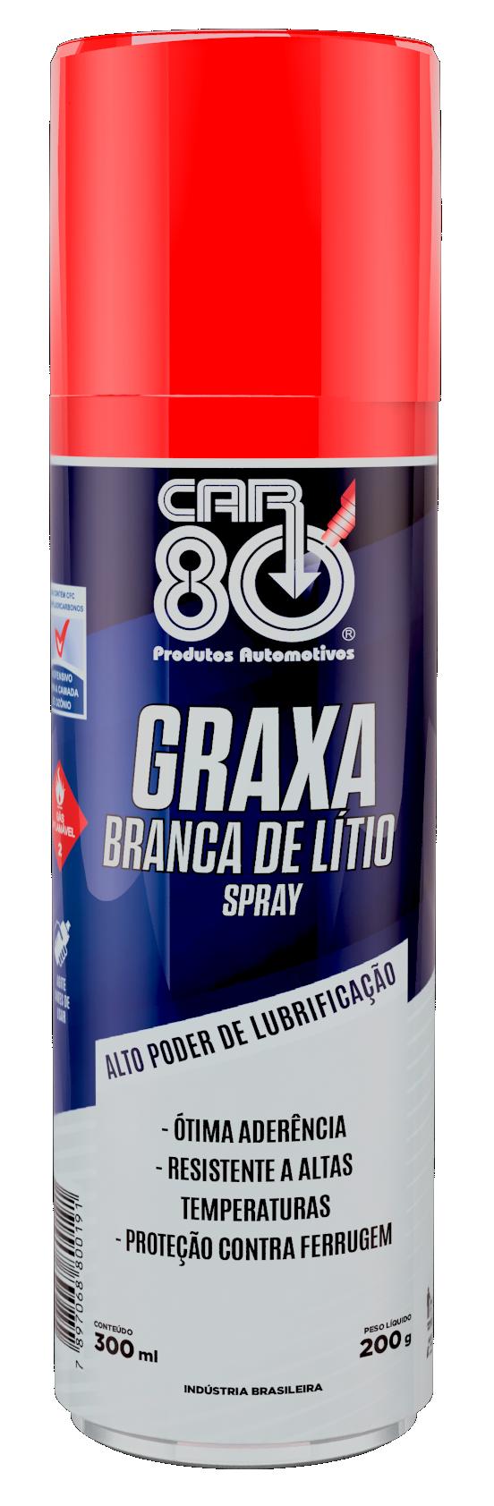 GRAXA BRANCA